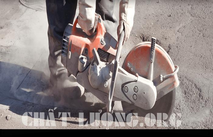 khoan cắt bê tông tại Mỹ Phước