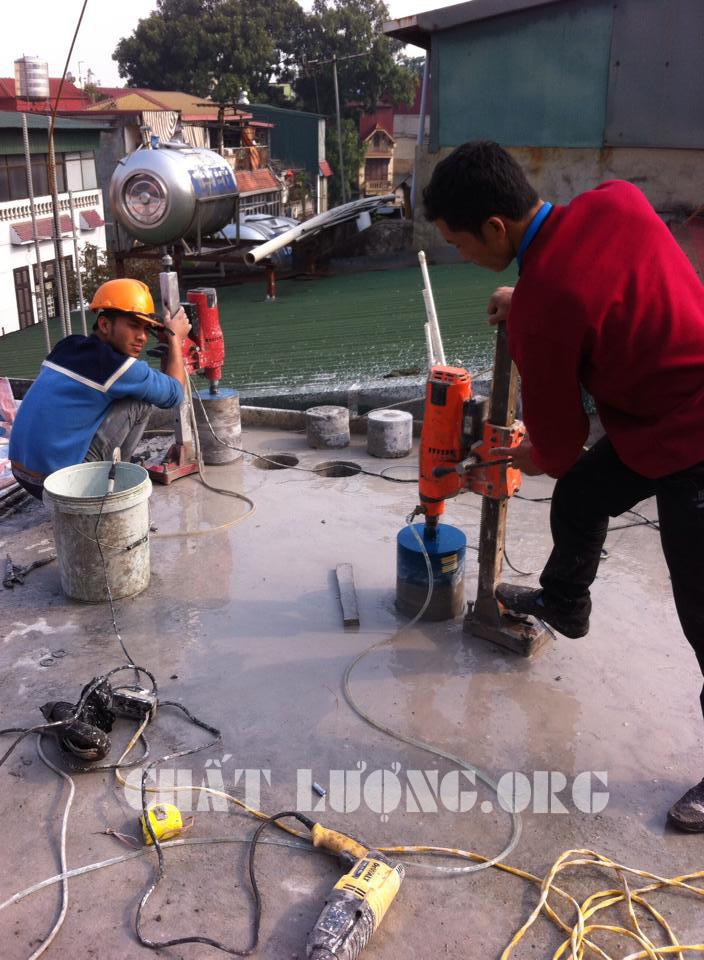 khoan rút lõi bê tông tại Việt trì: 0912.054.117